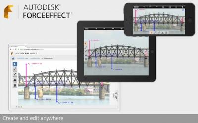 Autodesk ForceEffect App